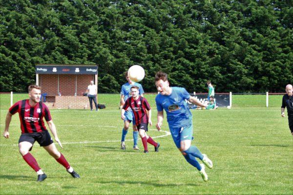 Cogenhoe united FC match